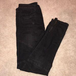 cute black free people jeans